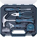 Bosch 2.607.002.791 Tool Kit Set (Blue, 12-Pieces)
