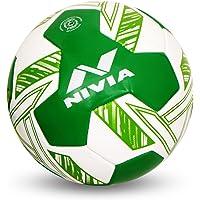 Nivia Oslar Machine Stitched Football Size-3