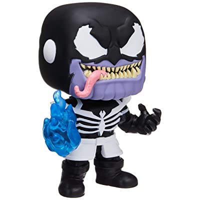 Funko POP! Marvel: Venom - Thanos: Toys & Games
