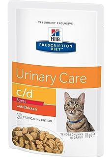 Prescription Diet - c/d - Cuidado urinario y Control del estrés - Comida húmeda