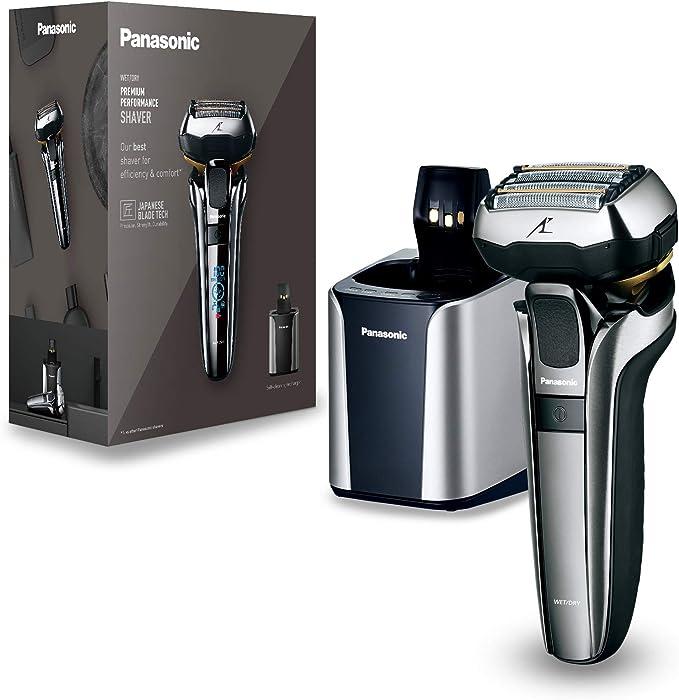 Panasonic ES-LV9Q-S803 Máquina de afeitar de láminas Negro, Plata ...