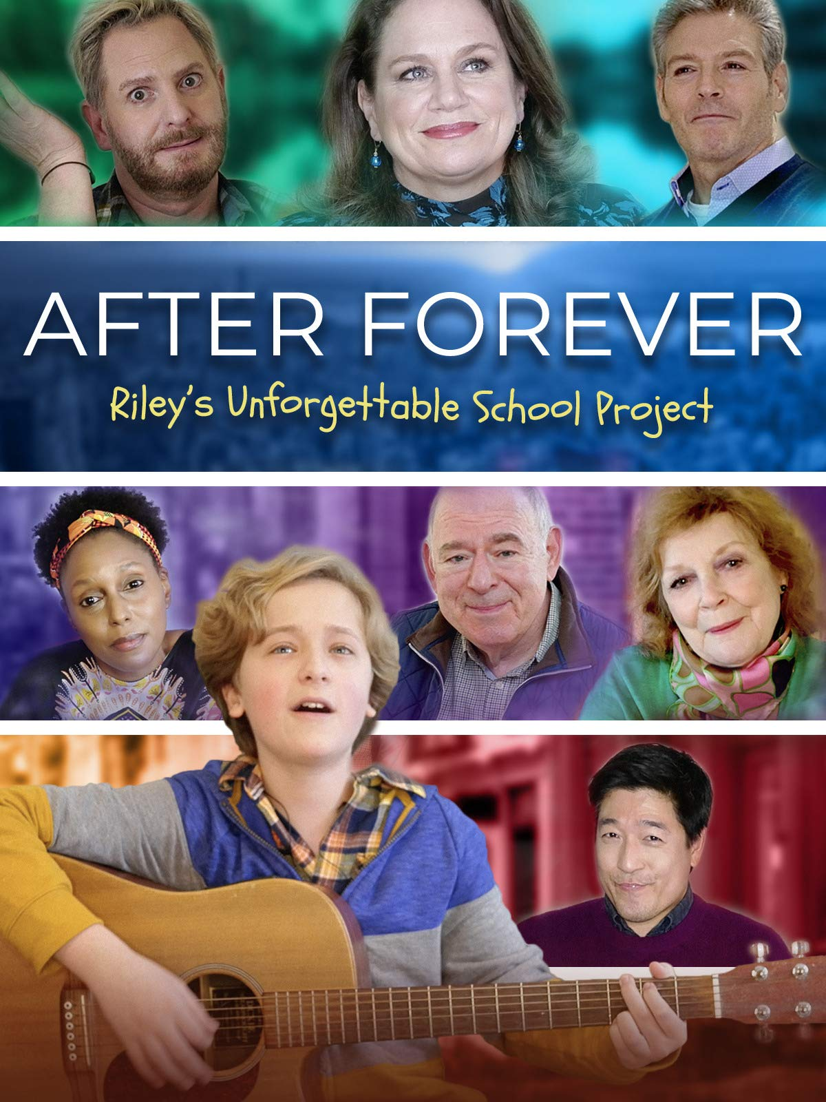 After Forever: Riley's Unforgettable School Project