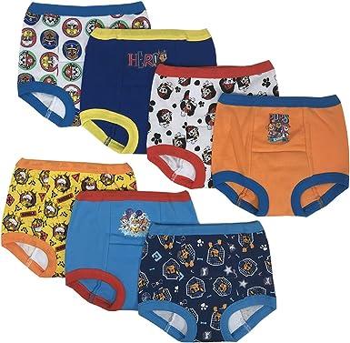 3 PACK Girls PAW PATROL BRIEFS Kids Pants Infants Knickers Age 18m 2 3 4 5 Yrs.