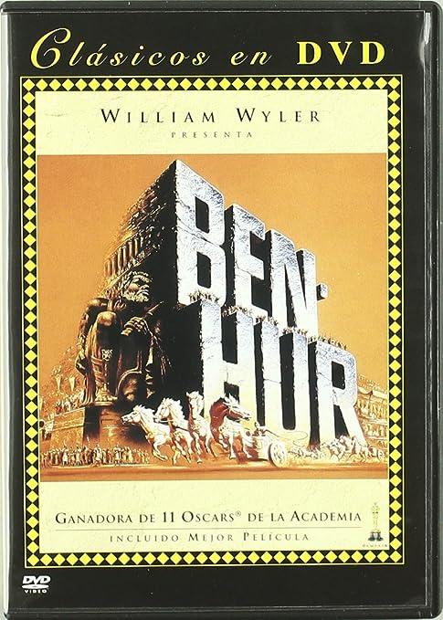 Ben Hur [DVD]: Amazon.es: Charlton Heston, Sam Jaffe, Haya ...