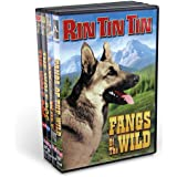 Rin Tin Tin Collection, Volume 2 (The Wolf Dog/Fangs of the Wild/Law of the Wolf) (4-DVD)