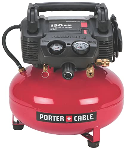 Besides the oil-free aspect, PORTER-CABLEC2002-WK has a low AMP of 120V.