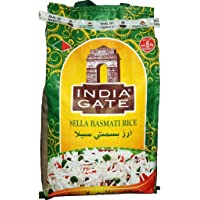 INDIA GATE  SELLA BASMATI RICE  - 20Kg