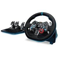 Logitech G29 Volante da Corsa Driving Force, (PS4/ PS3/ PC), Nero