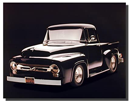 Vintage ford pick up think