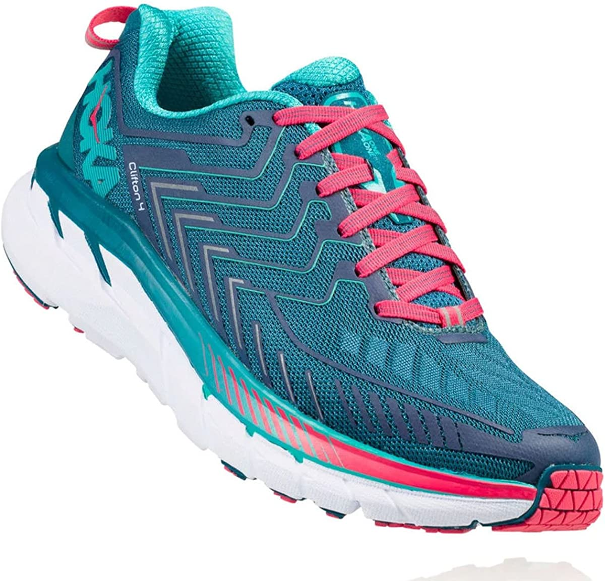 HOKA ONE ONE Women s Clifton 4 Running Shoe