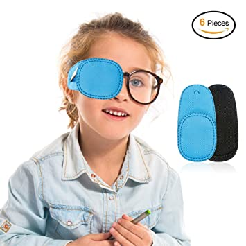 Amazon.com: amblyopia Ojo Parches, sexybeauty Kids Eye Path ...
