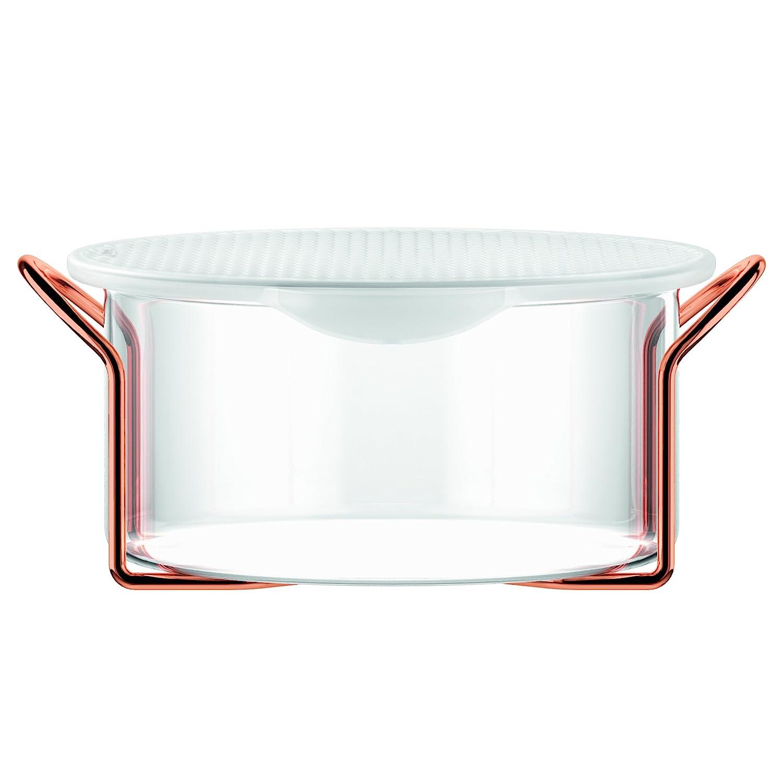 Bodum - K11711-18 - Hot Pot Set - Fuente de Horno con Tapa de ...