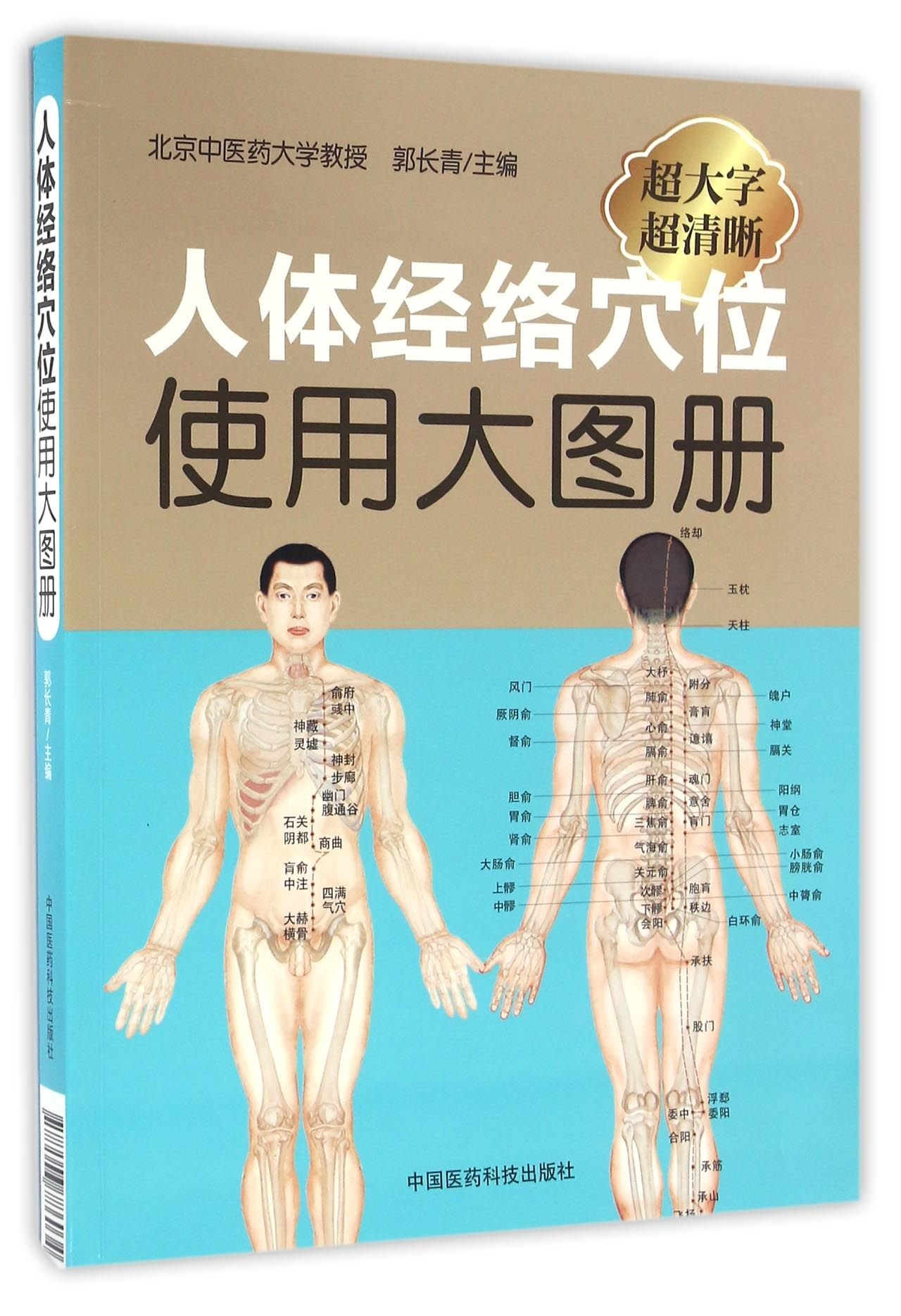 An Illustrated Manual of Human Body Meridian and Acupoints (Chinese Edition) ebook