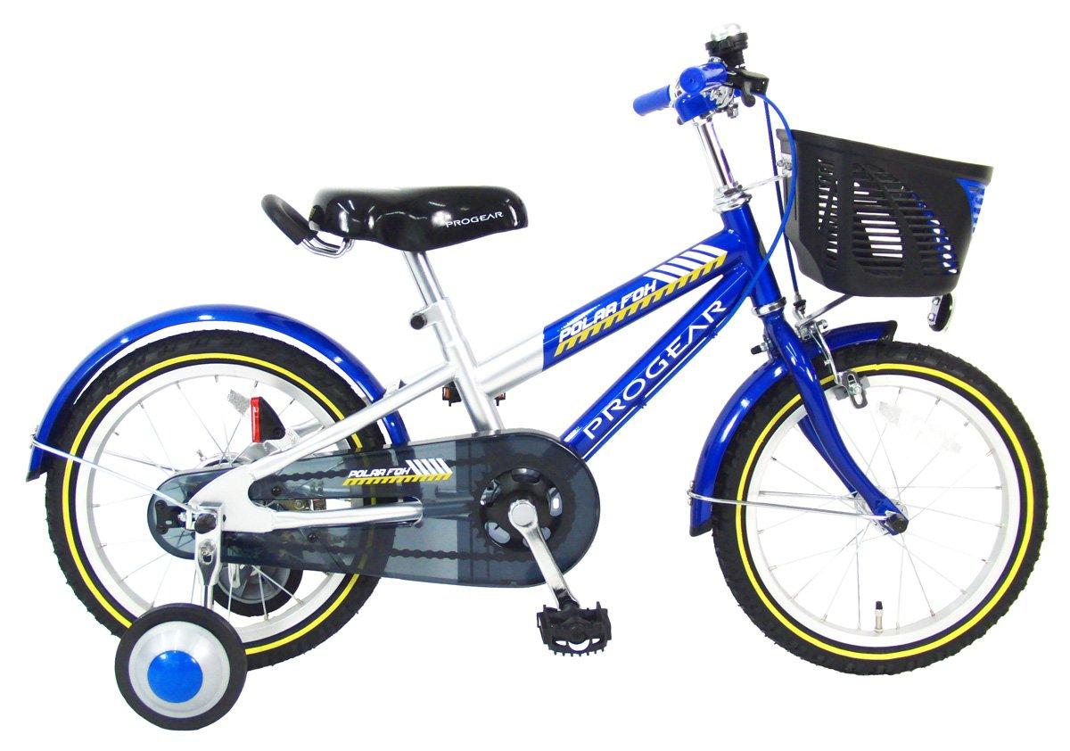 C.Dream(シードリーム) ポーラーフォックス PF61 16インチ 幼児自転車 ブルー 100%組立済み発送 B01FA7BUUG