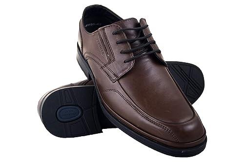Zapatos De Hombres Zerimar Vestir Piel xaXqZYYH