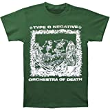Type O Negative Men's Orchestra T-shirt Green
