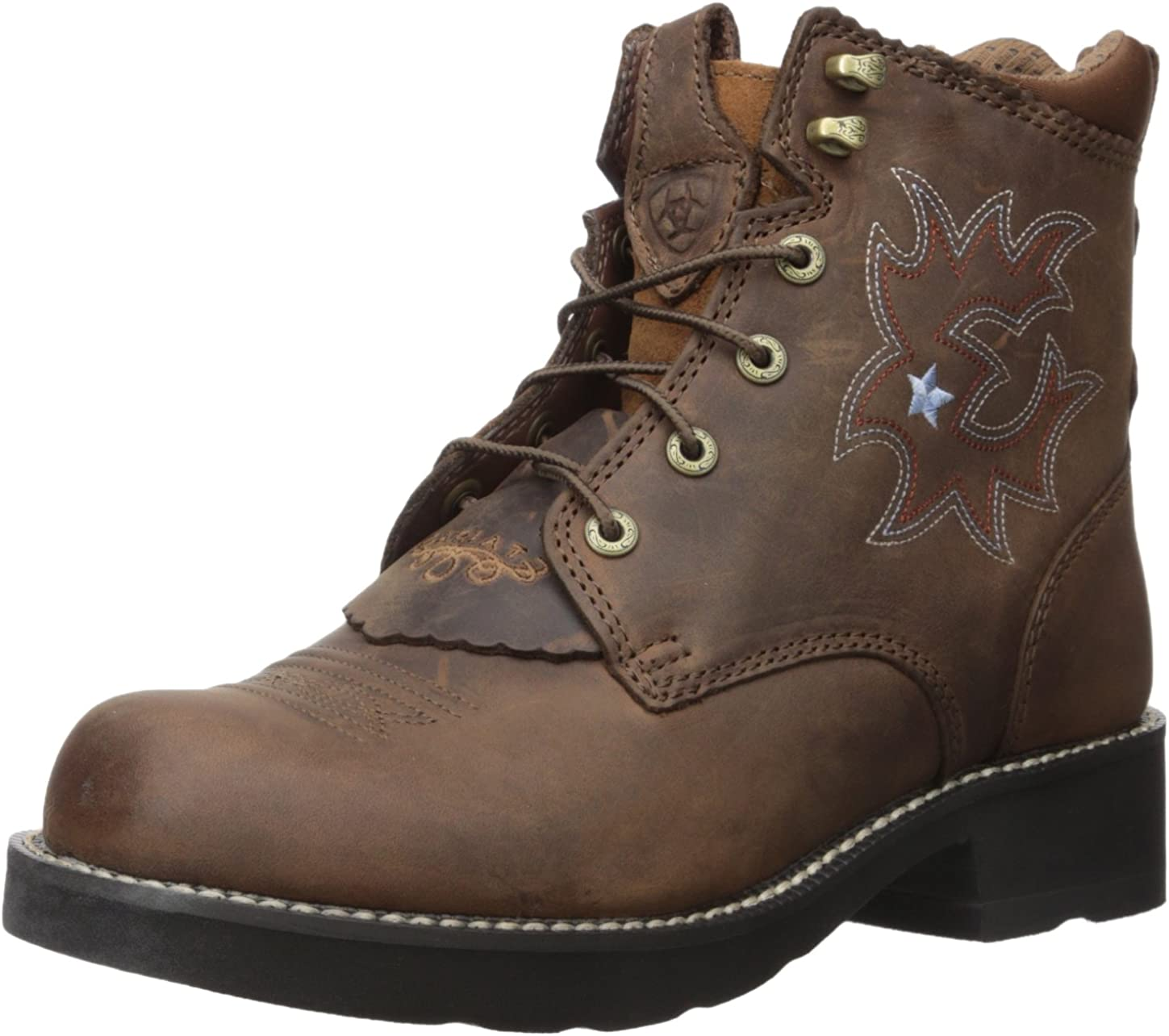 Ariat Women's Probaby Lacer Western Cowboy Boot: Shoes