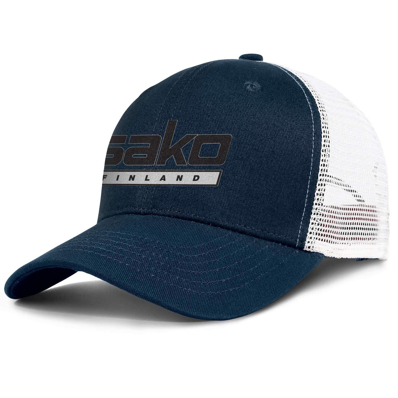 WintyHC Sako Logo Cowboy Hat Bucket Hat Adjustable Fits Skull Cap