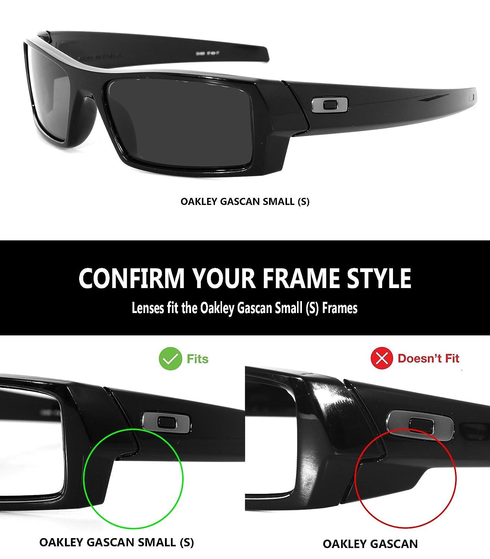 Ikon Iridio polarizadas lentes de repuesto para Oakley Gascan Small (S) gafas de sol - Múltiples opciones, hombre, HD Yellow: Amazon.es: Deportes y aire ...
