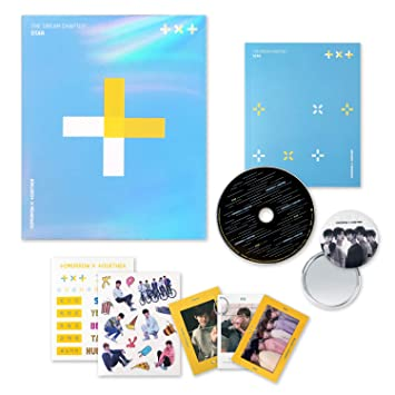 Bighit Ent Tomorrow X Together Txt Album The Dream Chapter