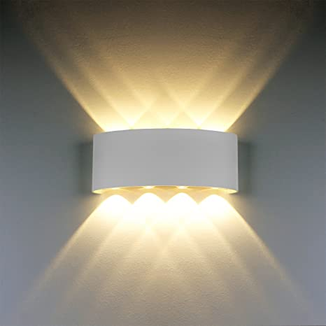 Lampada da parete, Moderno 8 W LED LED lampada da parete LED ...
