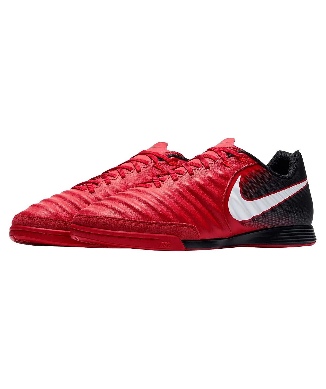 5b175bd88945 Amazon.com: Nike Men's Tiempox Ligera Iv Ic Ankle-High Leather Soccer Shoe:  Nike: Shoes