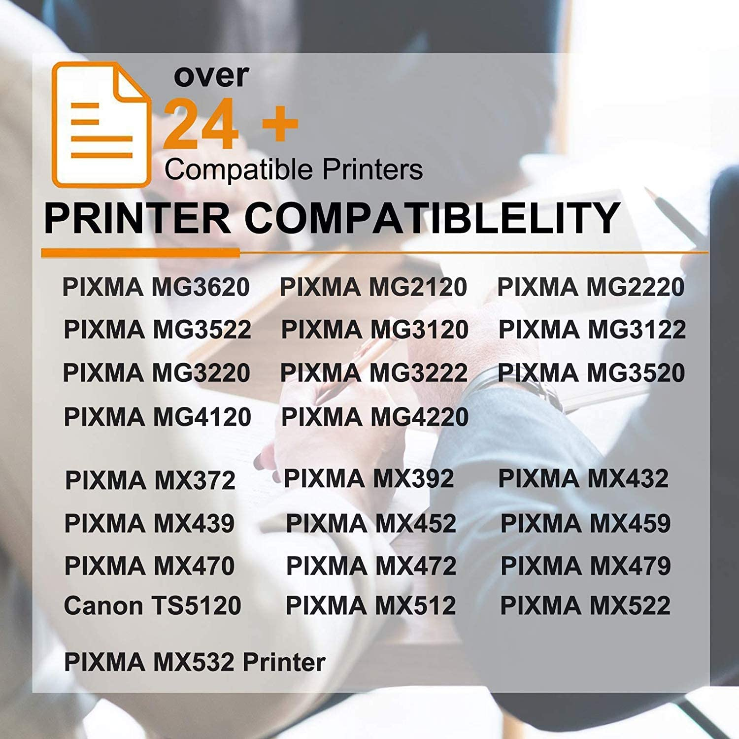 GREENCYCLE Remanufactured PG-240XL 240 XL CL-241XL 241 XL Ink Cartridge Compatible for Canon PIXMA MG4220 MG3220 MG2220 MX392 MX432 MX452 MX472 MX512 MG3522 Black, 3 Pack ; Tri-Color, 1 Pack