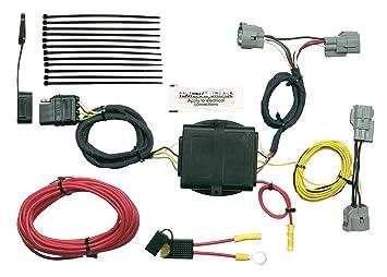 amazon com hopkins 42365 plug in simple vehicle to trailer wiring Jeep TJ Wiring Harness trailer wiring harness installation 2004 mitsubishi montero Chevy Nova Wiring Harness Acura Legend Wiring Harness Geo Tracker Wiring Harness