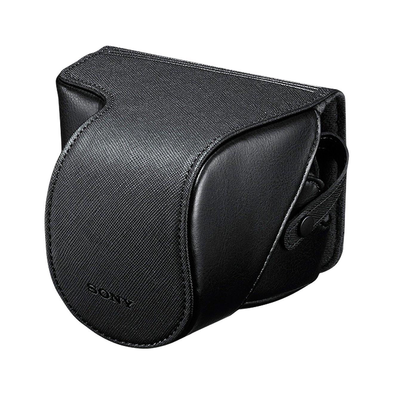 Sony LCSEJC3/B Custom Lens Jacket for Alpha NEX (Black)