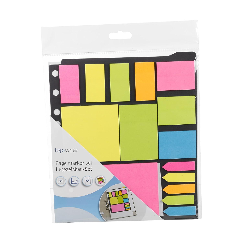 Archivador Topwrite páginas juego de rotuladores para dibujo 300pc [488578]: Amazon.es: Hogar