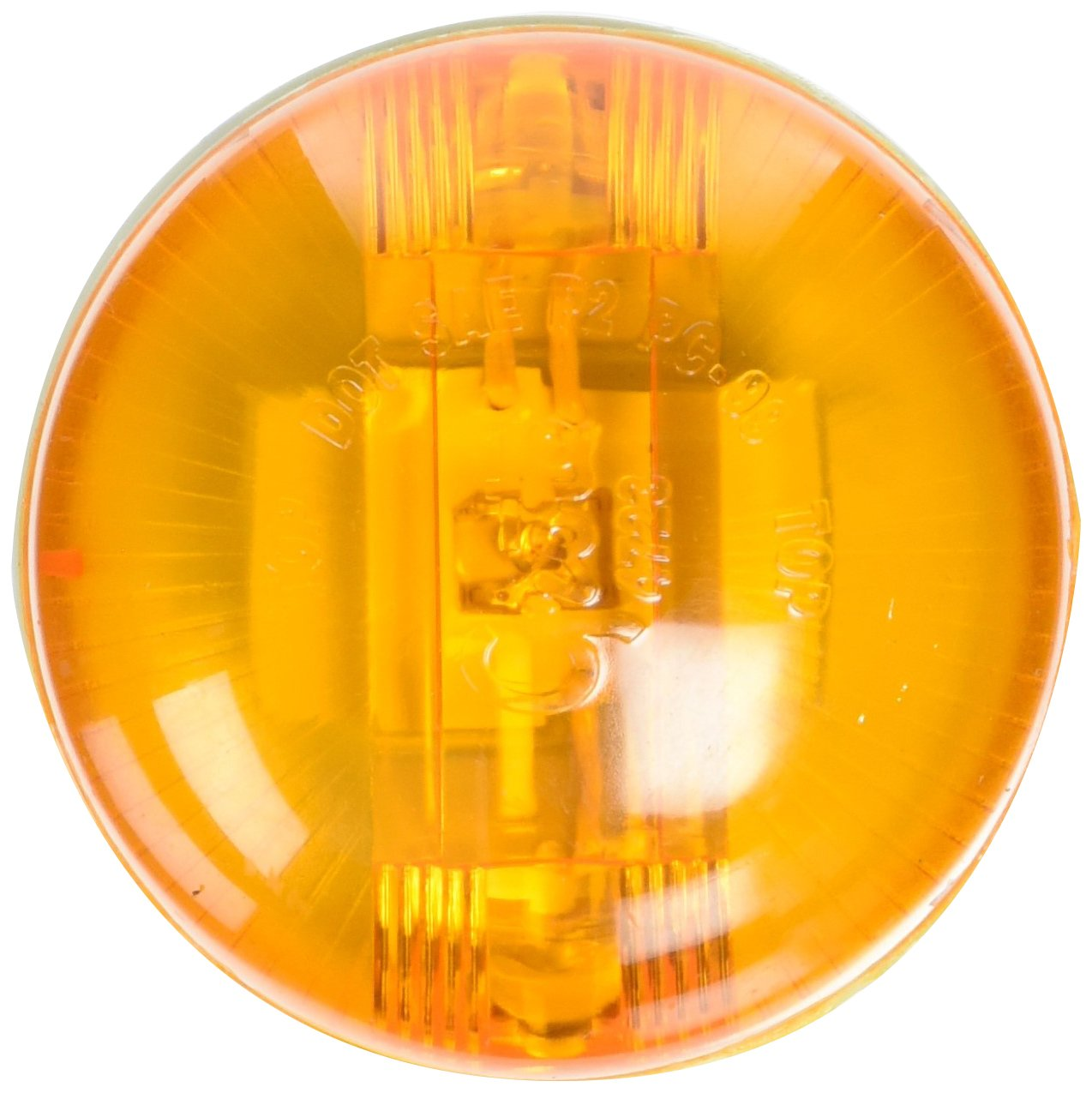 LED Clearance Marker Light Grote 47233 Yellow SuperNova 2 1//2 PC Rated