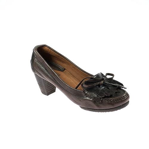 Alta Mujer Y Zapatilla 36 Lottusse Color Marrón Complementos Talla es Amazon Zapatos Bq5WE