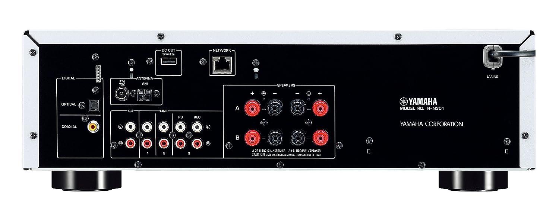 Yamaha R-N301 - Receptor Audio En Red Con Airplay Y Radio Por ...