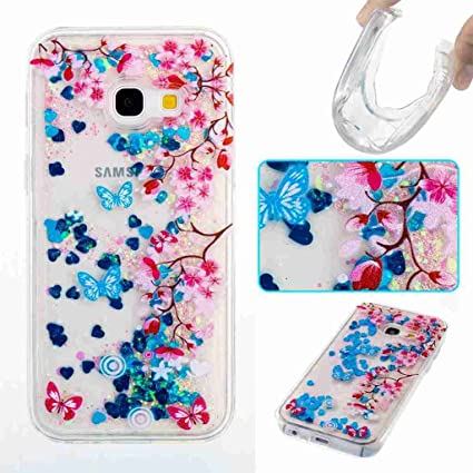Amazon.com: Galaxy A5 2017 Cover, abtory Galaxy A520 TPU ...