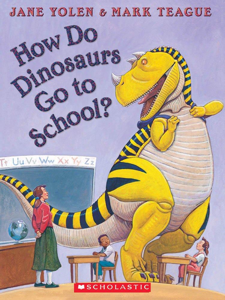 Download How Do Dinosaurs Go To School? - Audio PDF