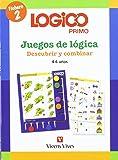 Logico Primo 2 Descubrir Y Combinar - 9788431682408