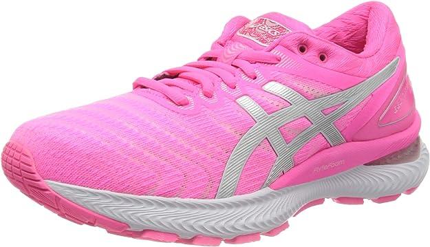 ASICS Gel-Nimbus 22, Running Shoe para Mujer: Amazon.es: Zapatos y ...