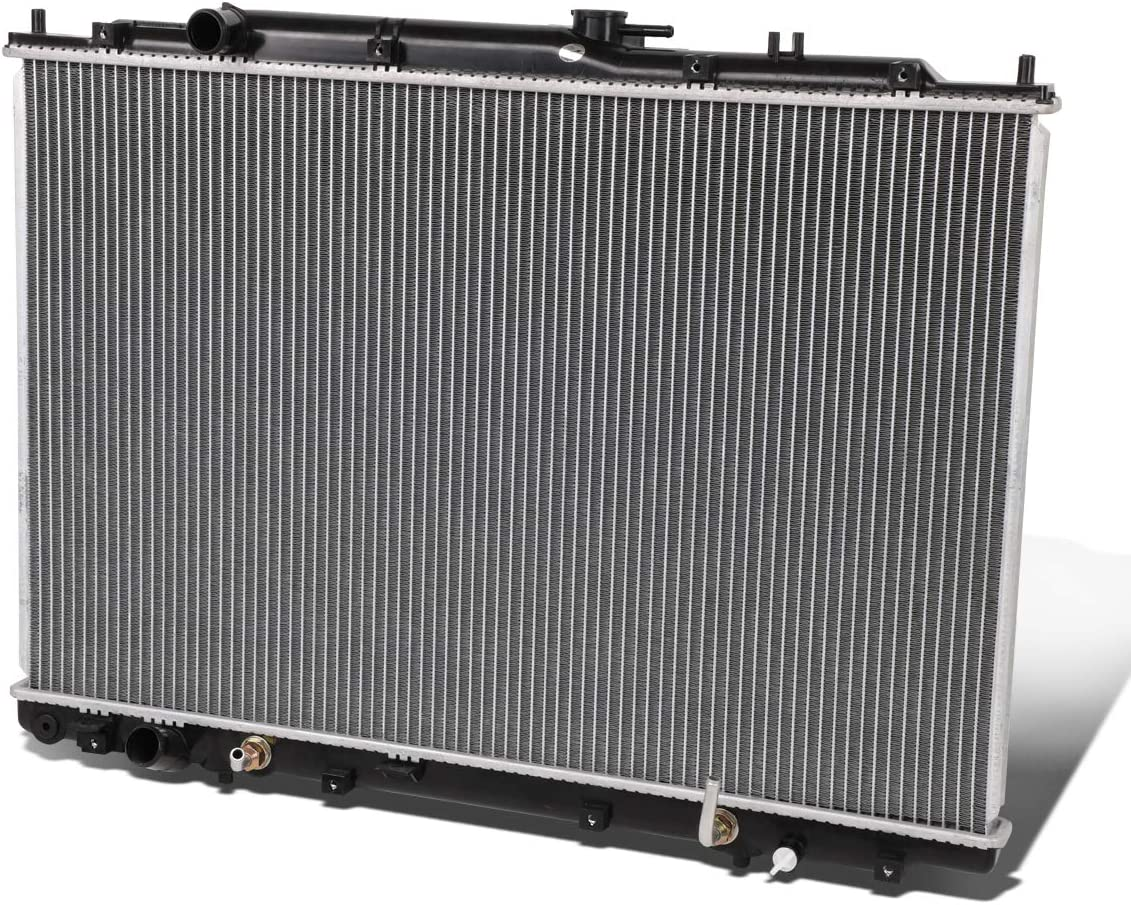 Replacement for 06-08 Honda Pilot AT Lightweight OE Style Full Aluminum Core Radiator DPI 2956