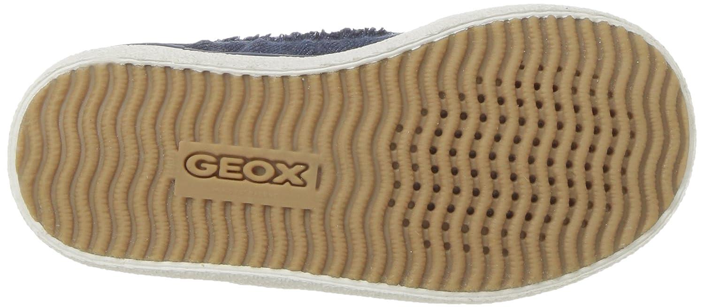 Geox J Kilwi Girl F Closed Toe Ballet Flats