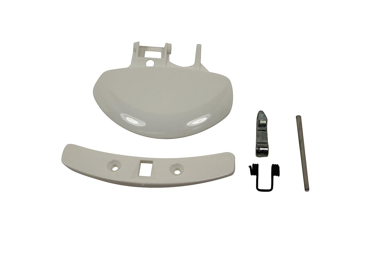 Aeg Bendix Electrolux Firenzi Ikea John Lewis Tricity Bendix Zanussi Washing Machine Door Handle Kit. Genuine part number 50276646002