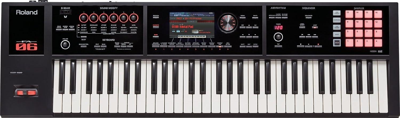Roland - Fa 06 sintetizador FA-06