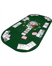 Coussin de table de poker 160x 80cm.