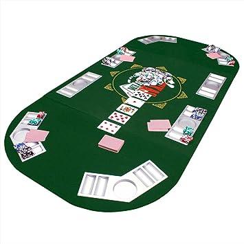 Coussin de table de poker 160 x 80 cm.: Amazon.fr: Cuisine & Maison
