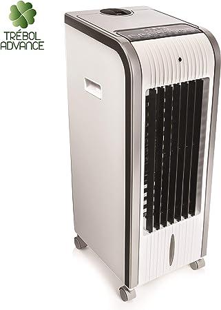 TRÉBOL ADVANCE Climatizador Evaporativo Frio Calor Acondicionador Multifunción Digital 5 en 1: Amazon.es: Hogar