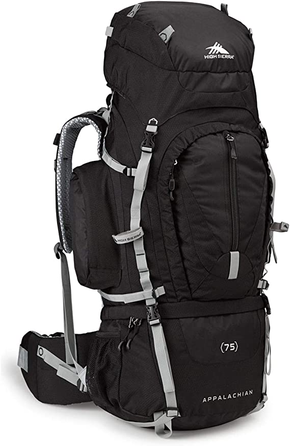 High Sierra Appalachian Top Load Internal Frame Hiking Pack