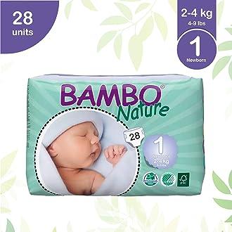 Bambo Nature Premium Trainingshose Maxi 0,62 kg Gr/ö/ße 4