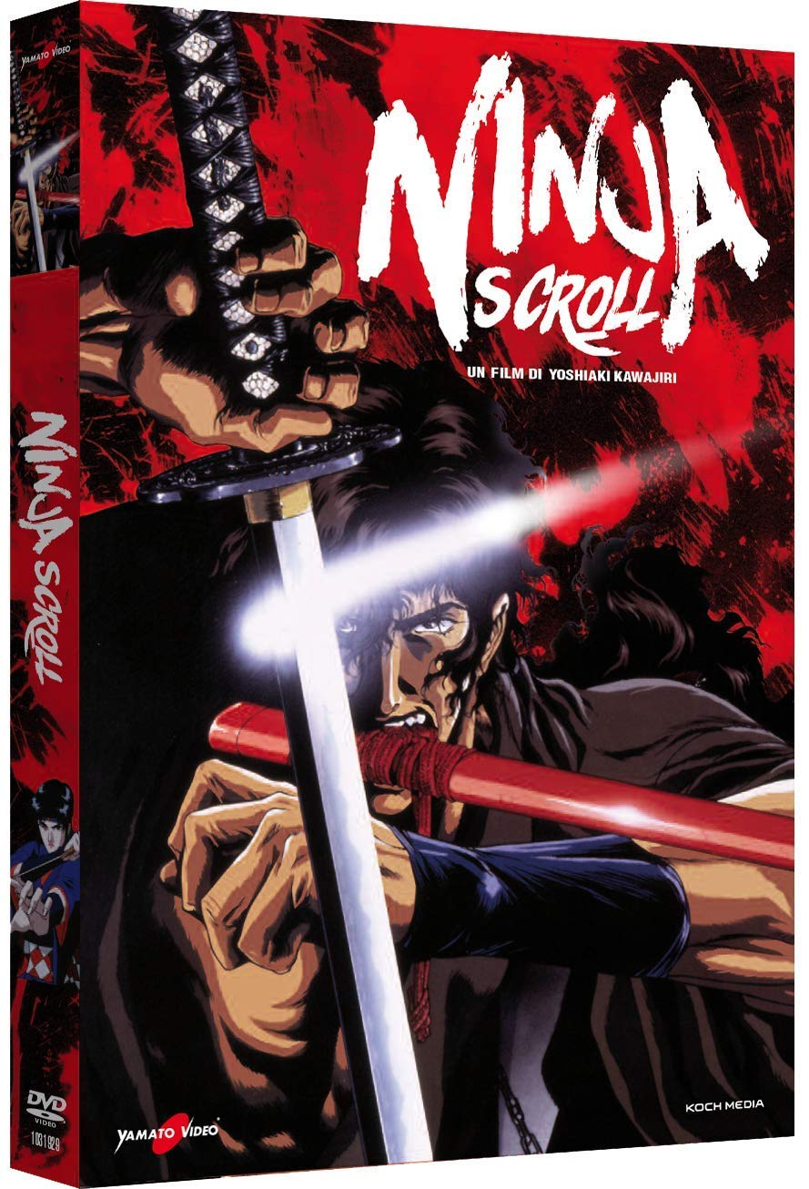 Ninja Scroll [Italia] [DVD]: Amazon.es: Yoshiaki Kawajiri ...