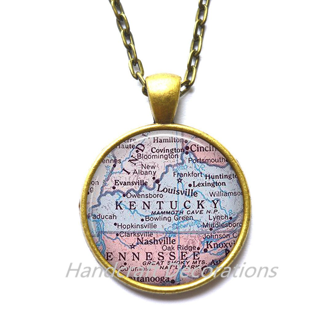 Kentucky State Map Necklace on kentucky state badge, kentucky state hat, kentucky state beads, kentucky state book, kentucky state shield, kentucky state tie, kentucky state cap, kentucky state scarf, kentucky big top, kentucky state black, kentucky state cut out, kentucky state art, kentucky state gold, kentucky state door hanger, kentucky state metal, kentucky state home, kentucky state bracelet bangle, kentucky state charm, kentucky state shirt, kentucky state silhouette,