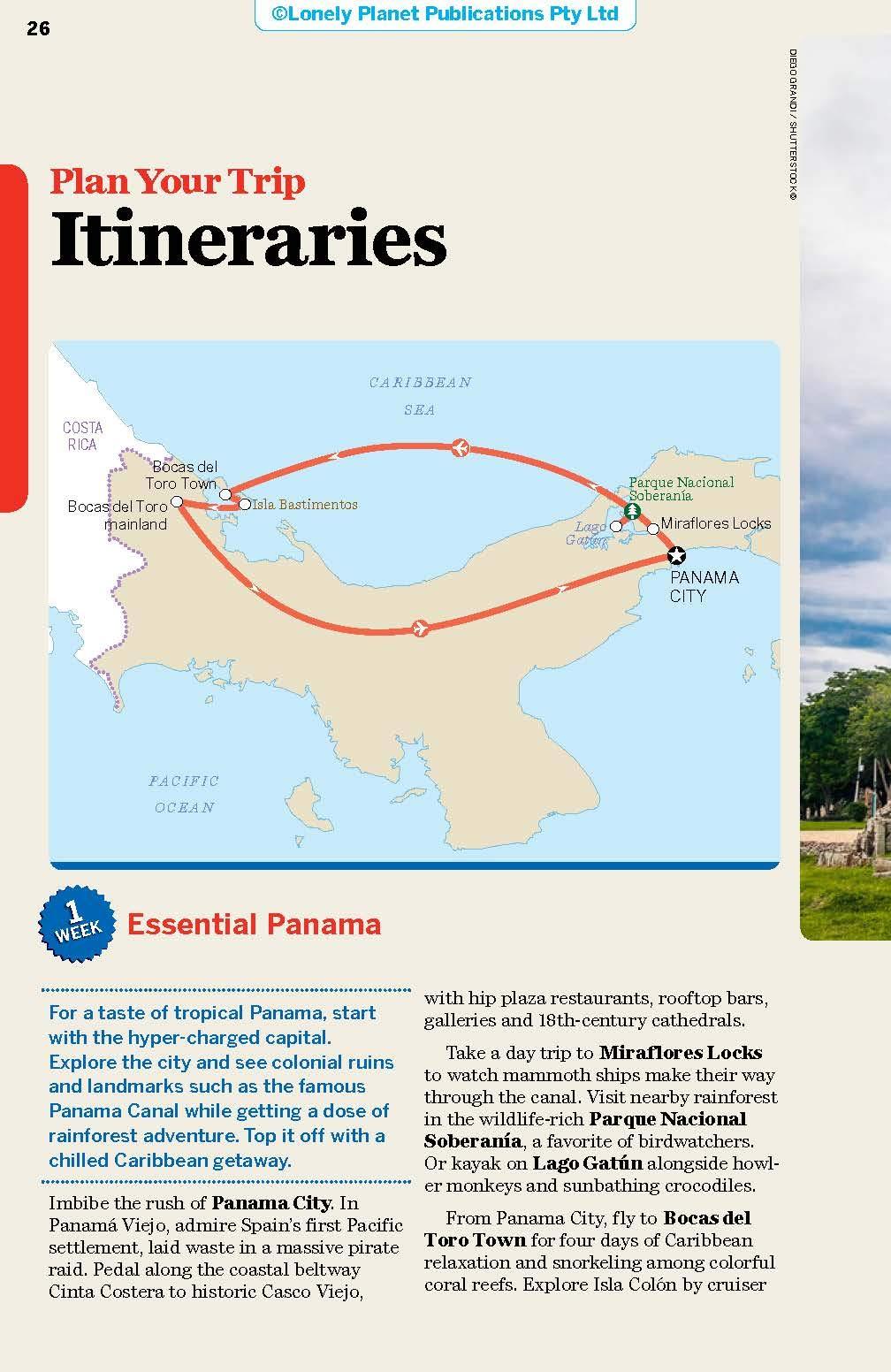 Lonely Planet Panama (Travel Guide): Amazon.es: Lonely Planet, Steve Fallon, Carolyn McCarthy, Regis St Louis: Libros en idiomas extranjeros