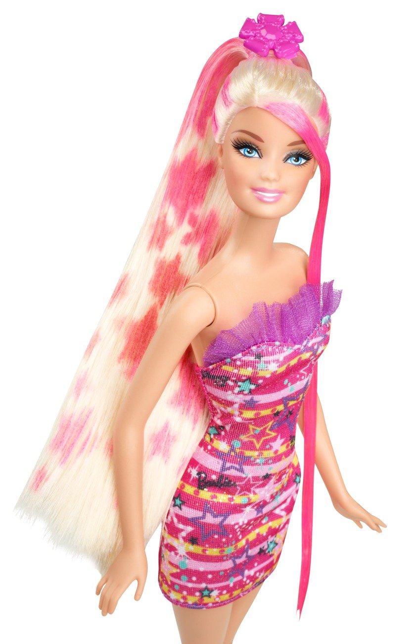 Amazon.es: Barbie X2345 - Peluquería Color Y Diseño (Mattel ...